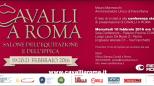 Cavalli a Roma: conferenza stampa con sorpresa!
