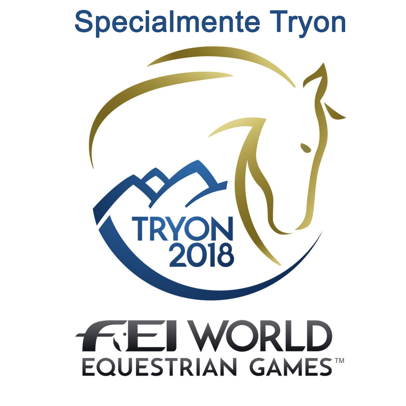 FEI World Equestrian Games-Tryon 2018