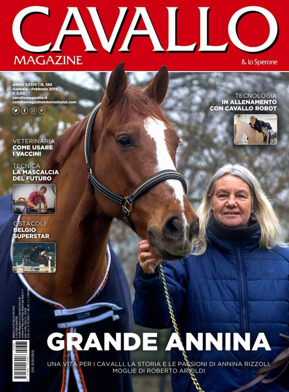 Cavallo Magazine January-February 2019 is out!