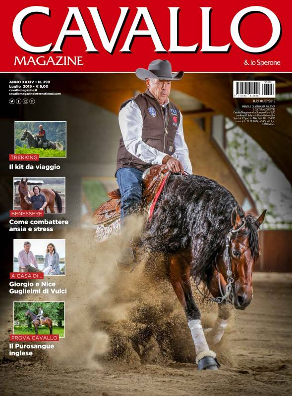 Cavallo Magazine July 2019 is out!